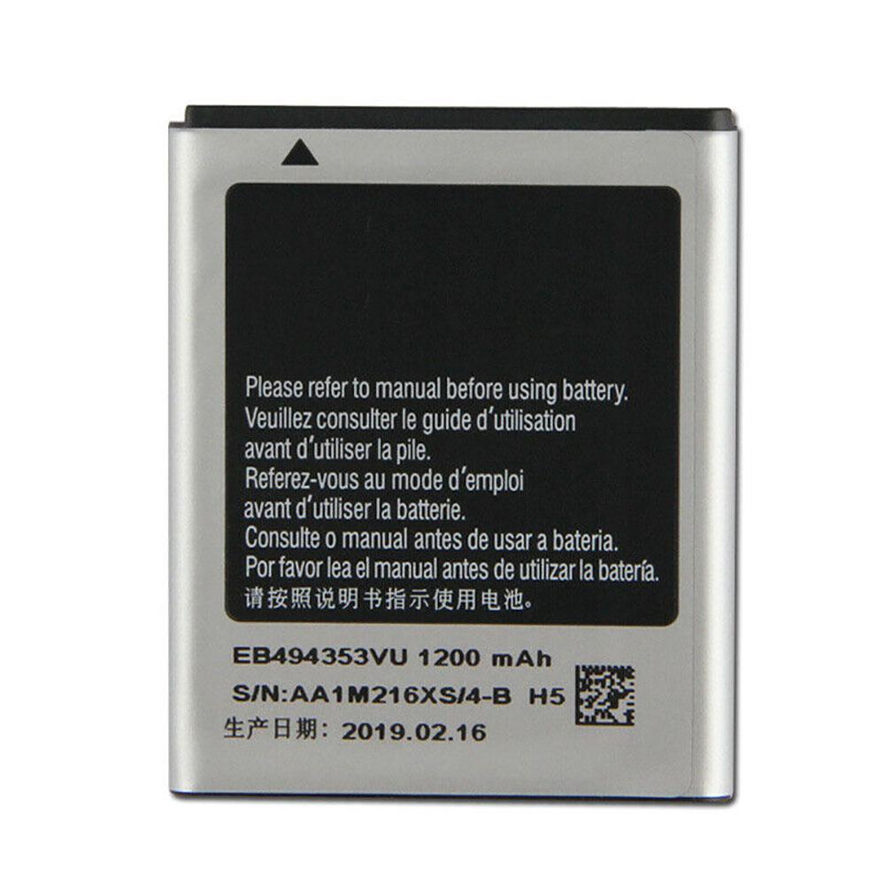 EB494353VU電池パック