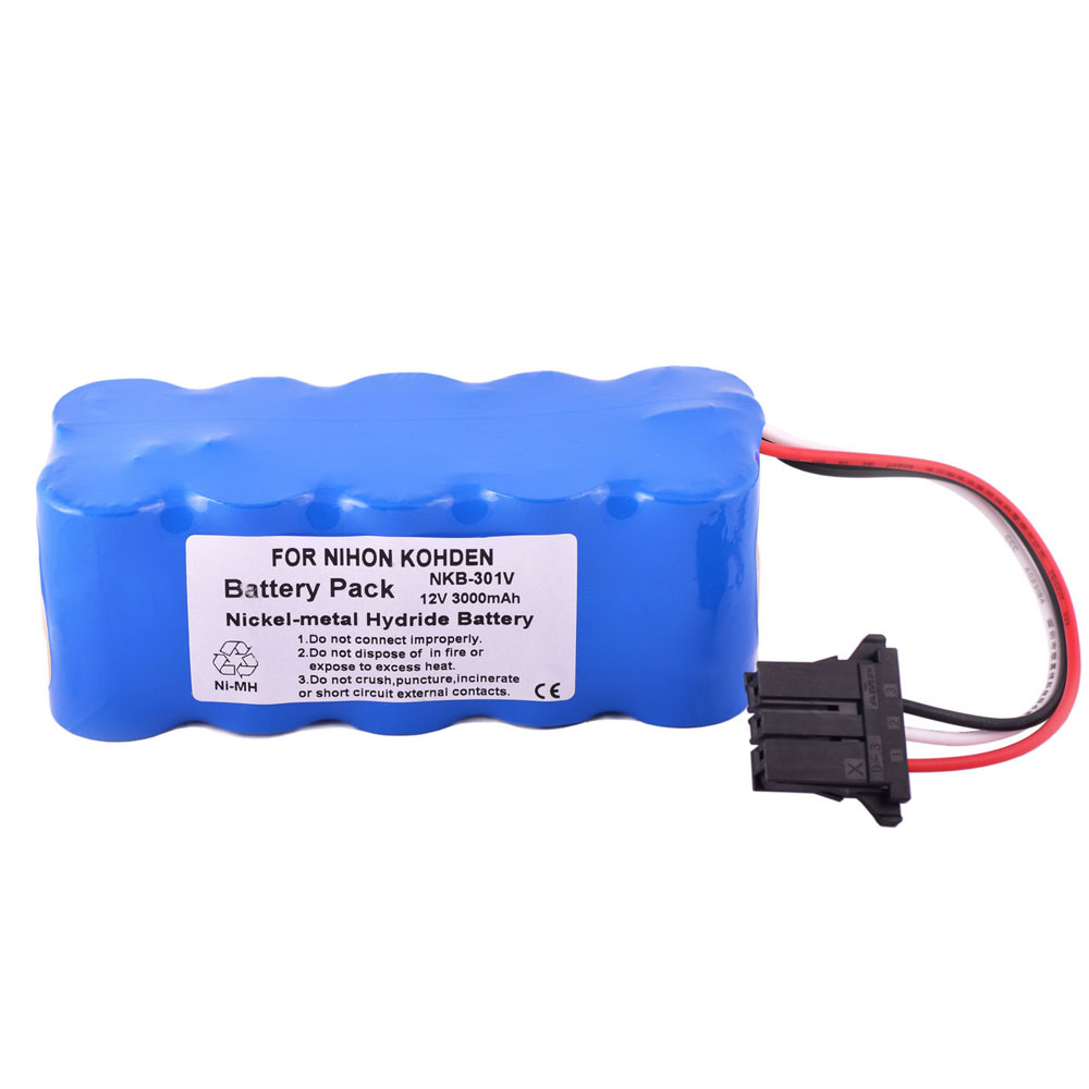 TEC-5600-7621Kバッテリー交換