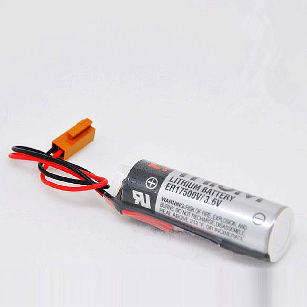 ER17500Vバッテリー交換