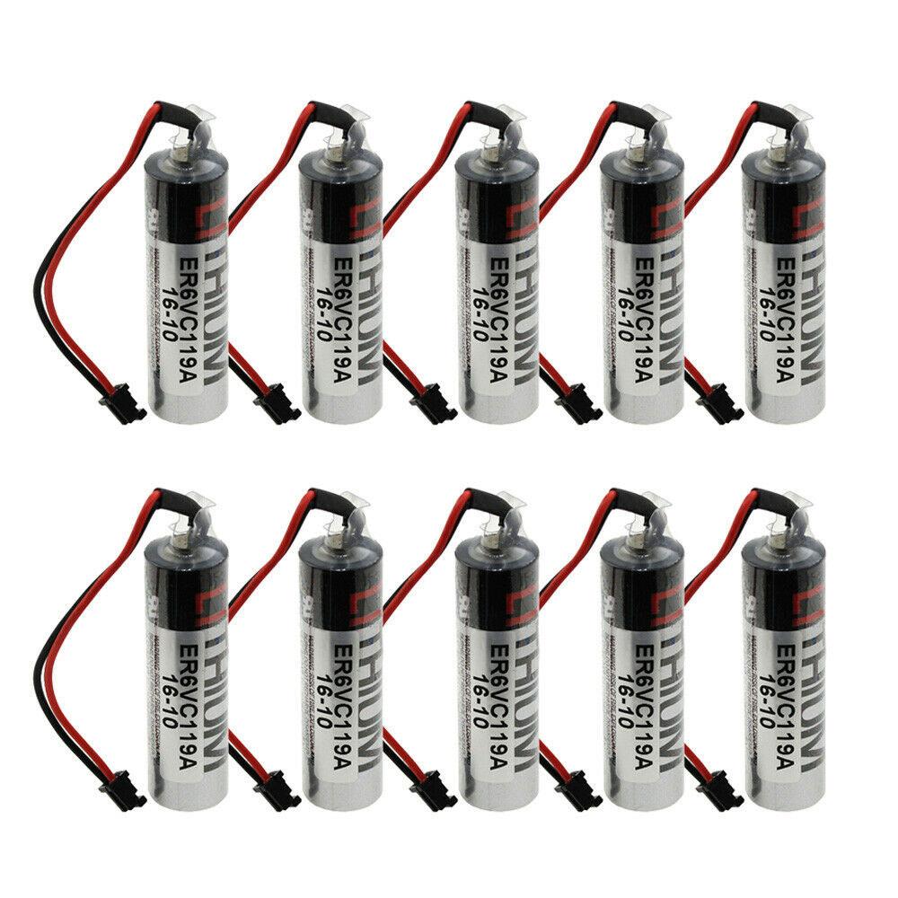 ER6VC119Bバッテリー交換