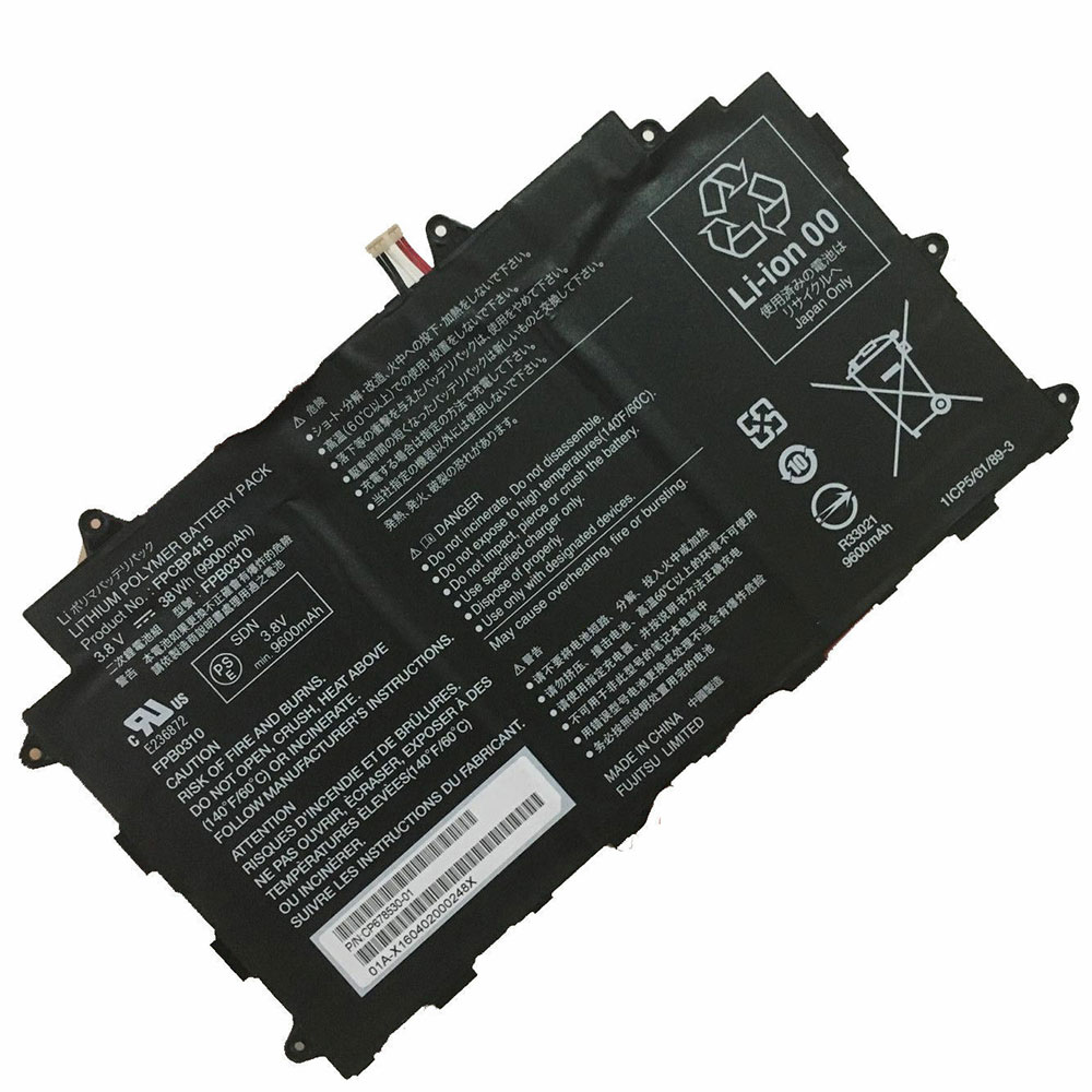 FPCBP415バッテリー交換