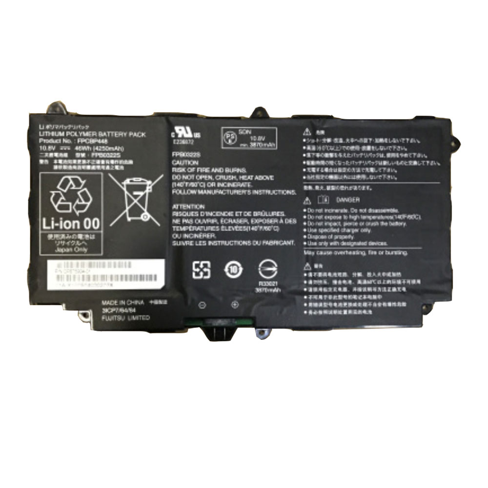 FPCBP448バッテリー交換