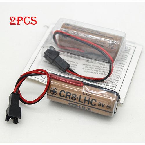 CR8-LHCバッテリー交換