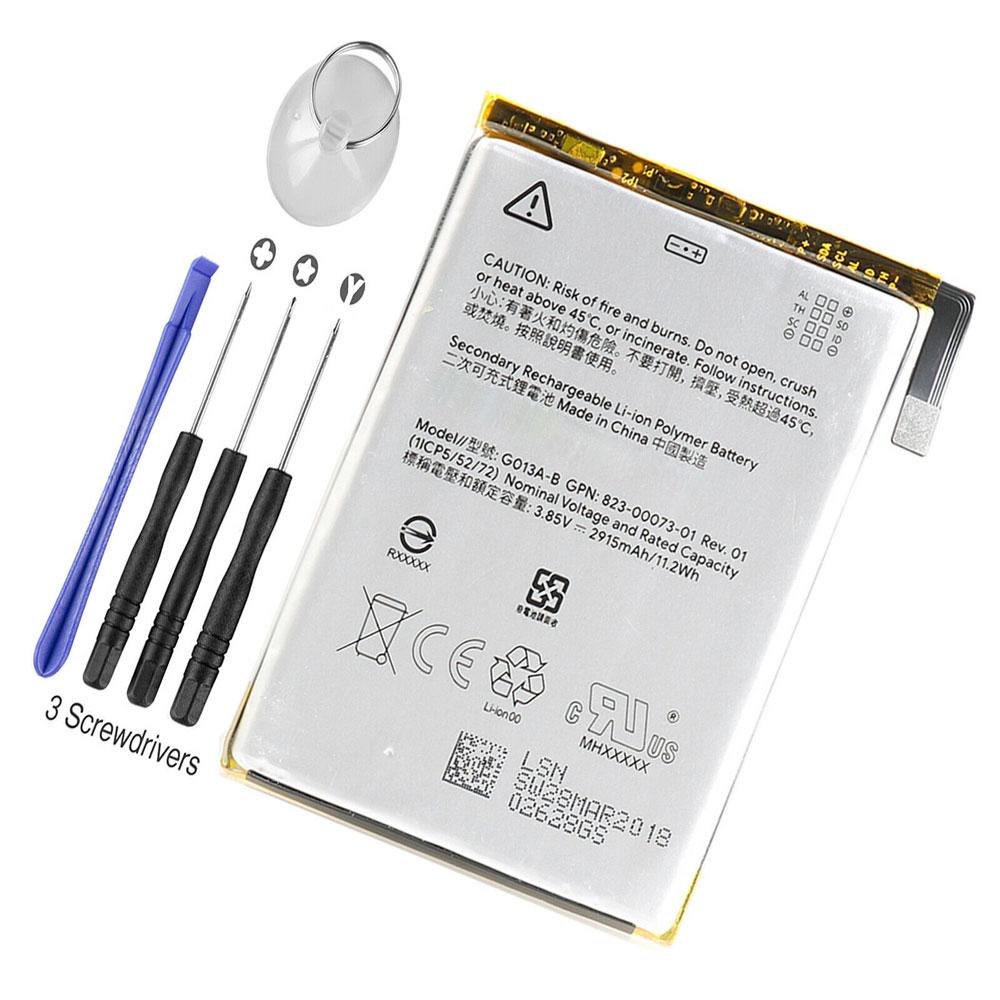 G013A-B電池パック