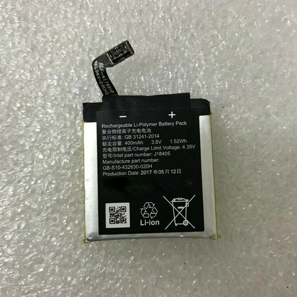 GB-S10-432830-020Hバッテリー交換