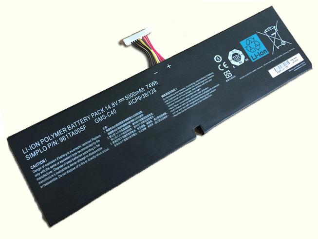 GMS-C40バッテリー交換