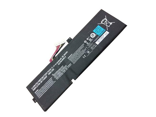 GMS-C60バッテリー交換
