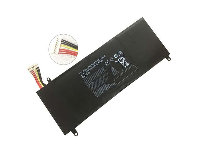 GNC-C30バッテリー交換