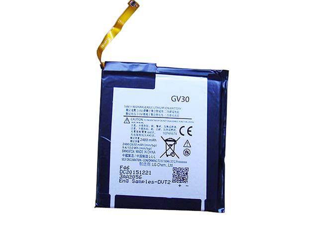 GV30バッテリー交換