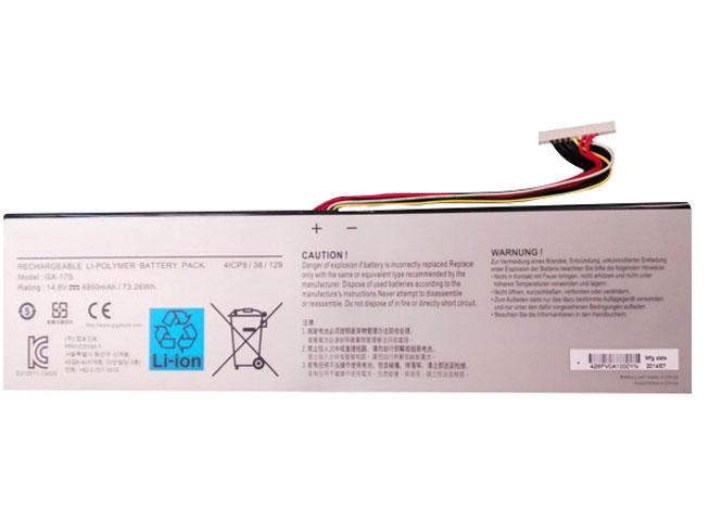 GX-17Sバッテリー交換