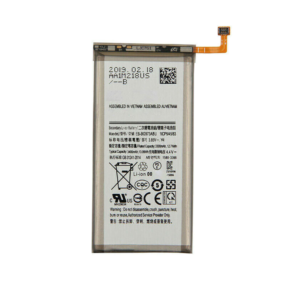 EB-BG973ABU電池パック