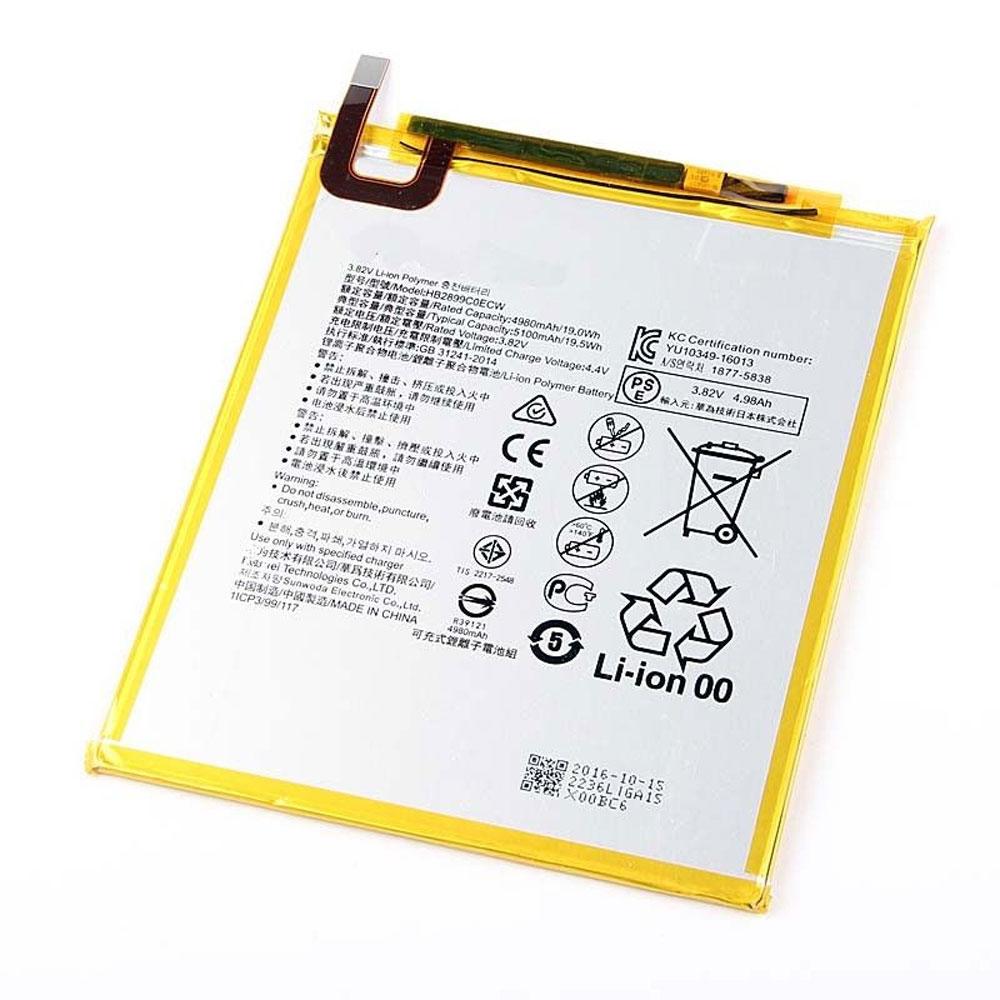HB2899C0ECW電池パック