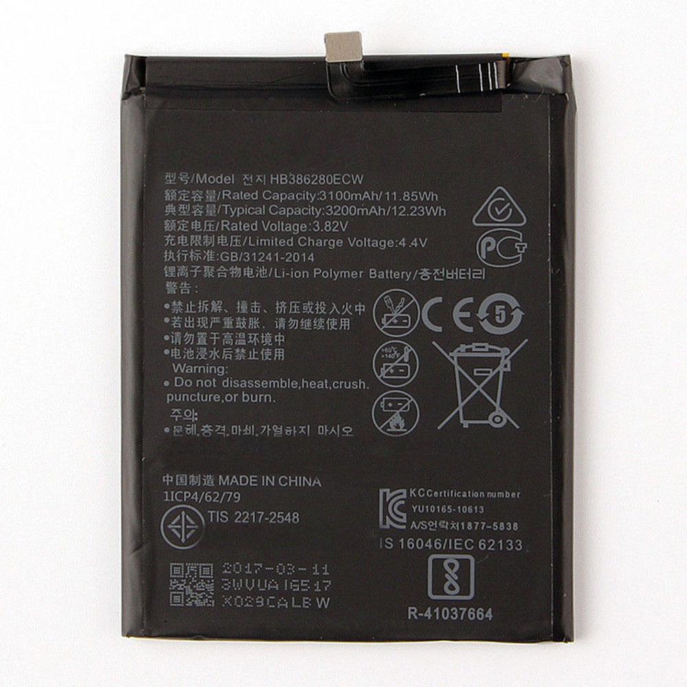 HB386280ECW電池パック