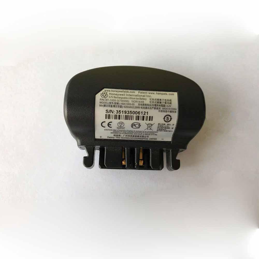 HBA1000-03730055バッテリー交換