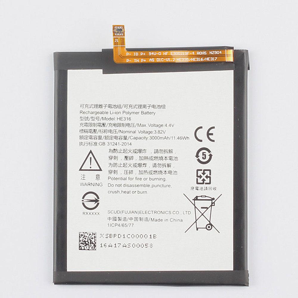 HE316電池パック