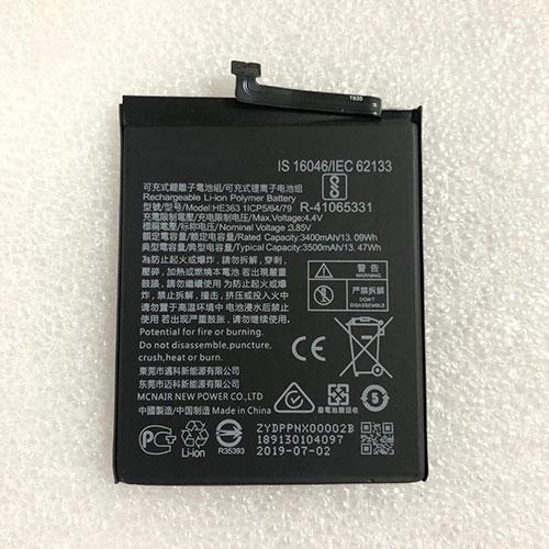 HE363電池パック