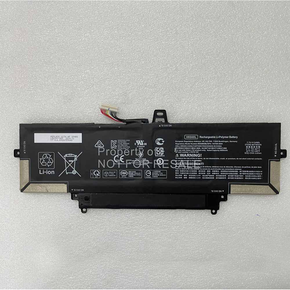 HK04XLバッテリー交換