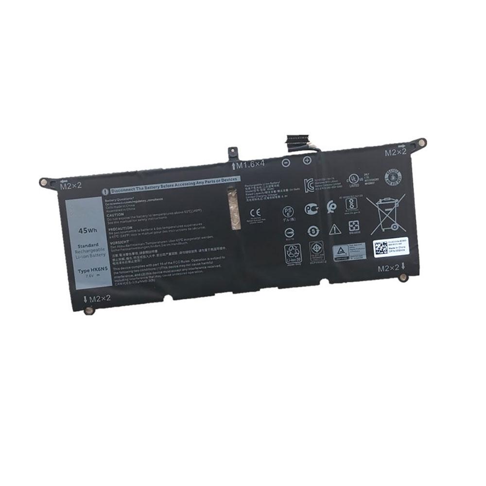 HK6N5バッテリー交換