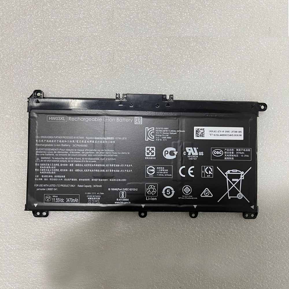 HP 15 EG0067ST 15 EG0027OD対応バッテリー