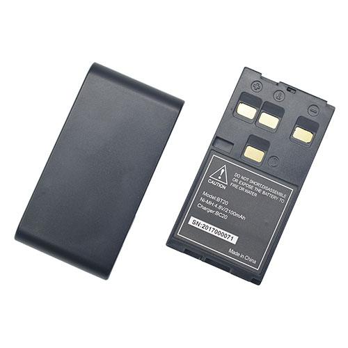 BT20バッテリー交換
