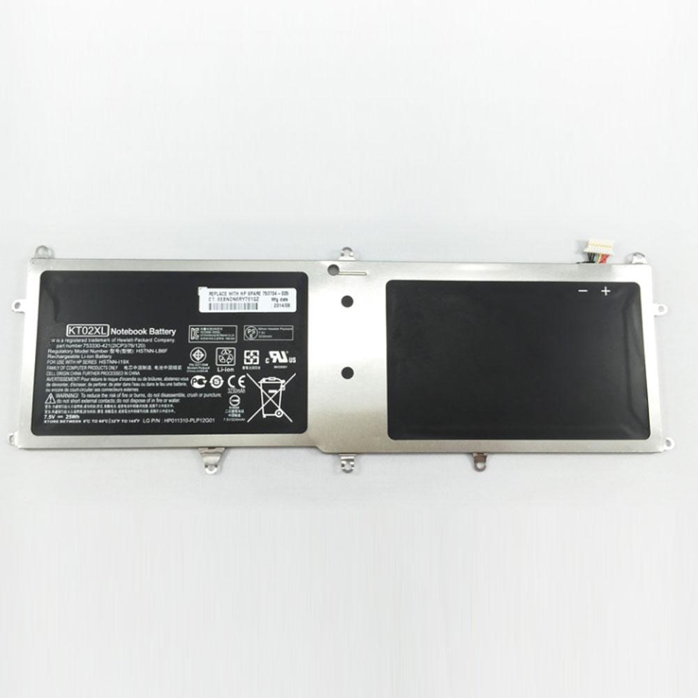 KT02XLバッテリー交換