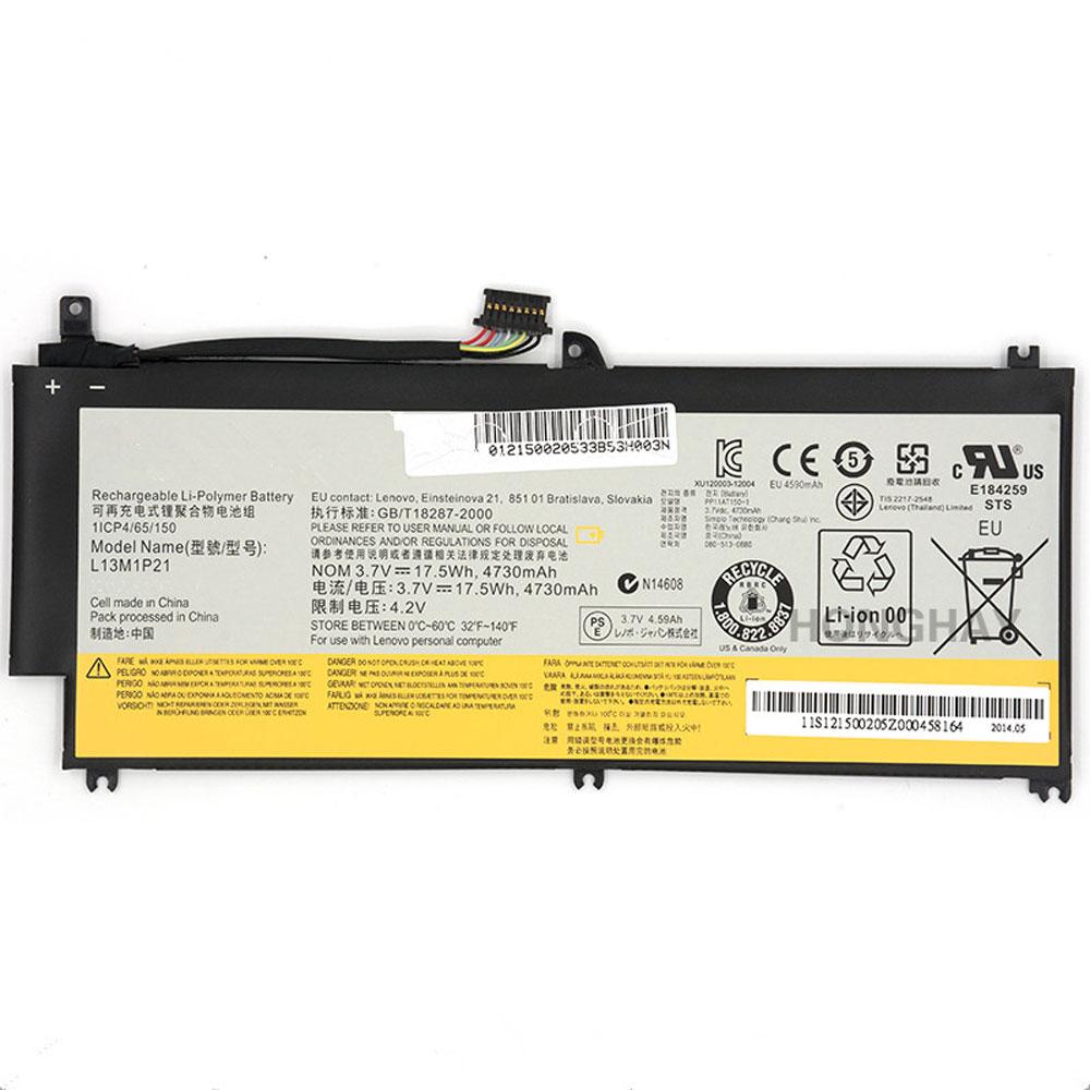L13L1P21バッテリー交換