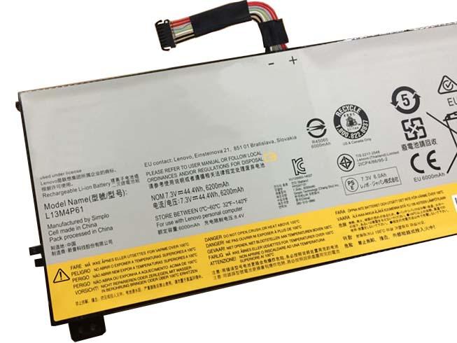 L13L4P61バッテリー交換