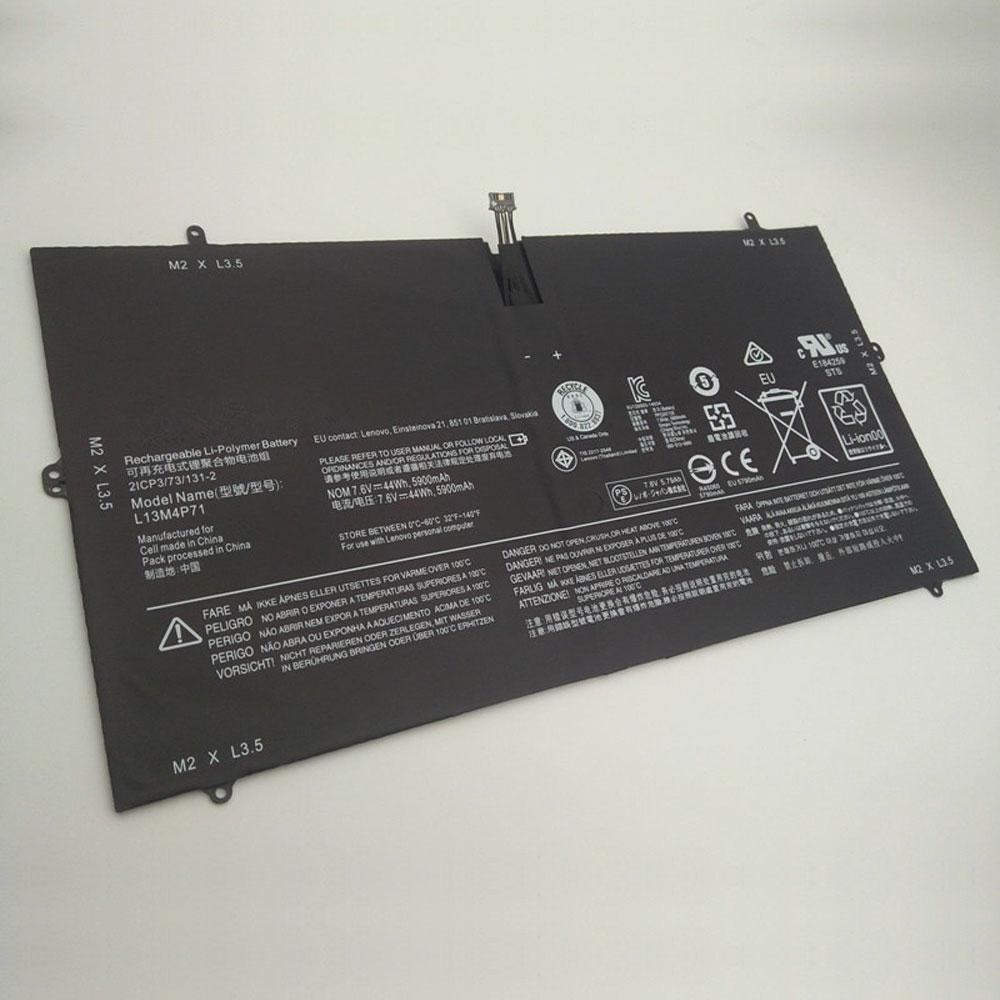 L13M4P71バッテリー交換