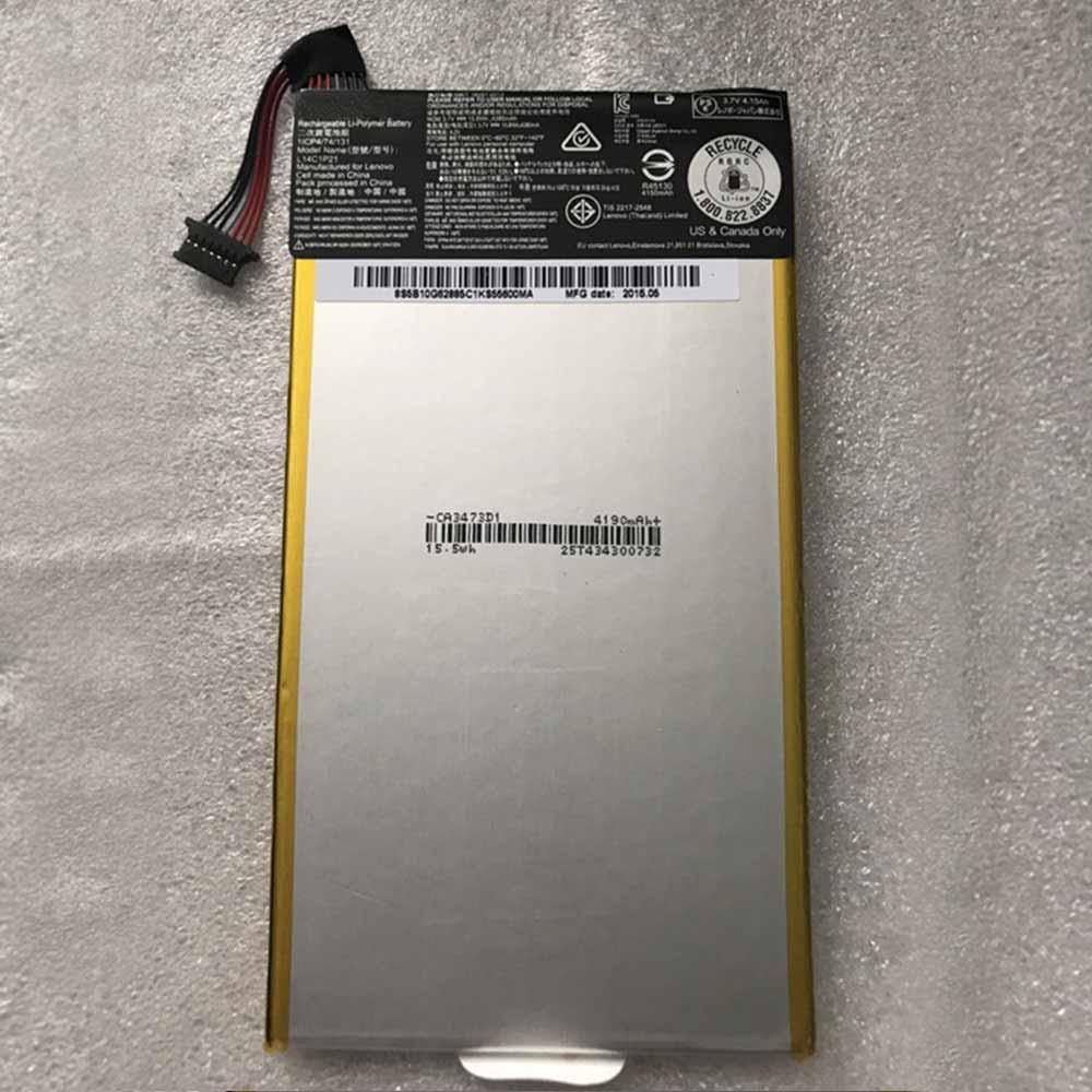 L14C1P21バッテリー交換