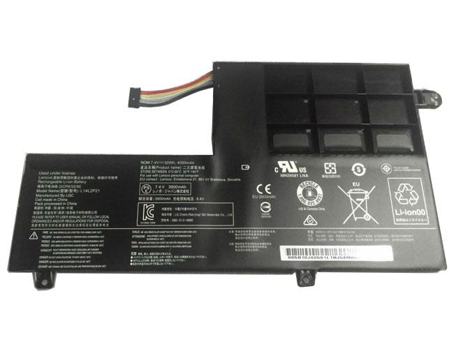 L14M2P21バッテリー交換