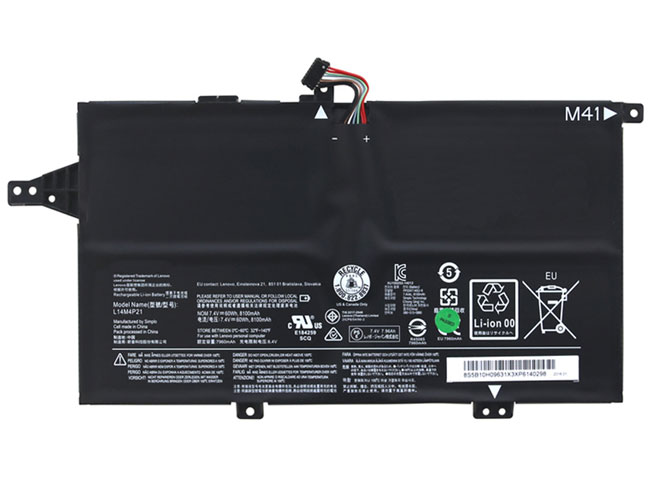 L14M4P21バッテリー交換