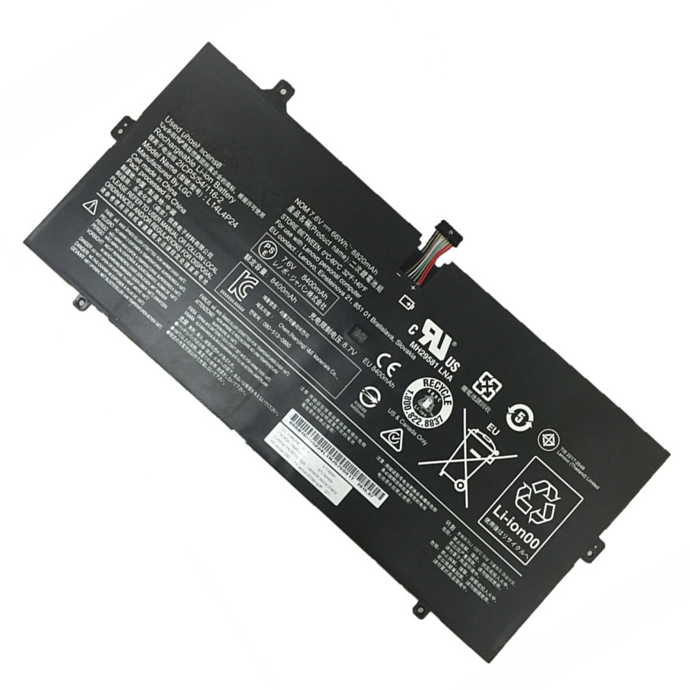 L14L4P24バッテリー交換