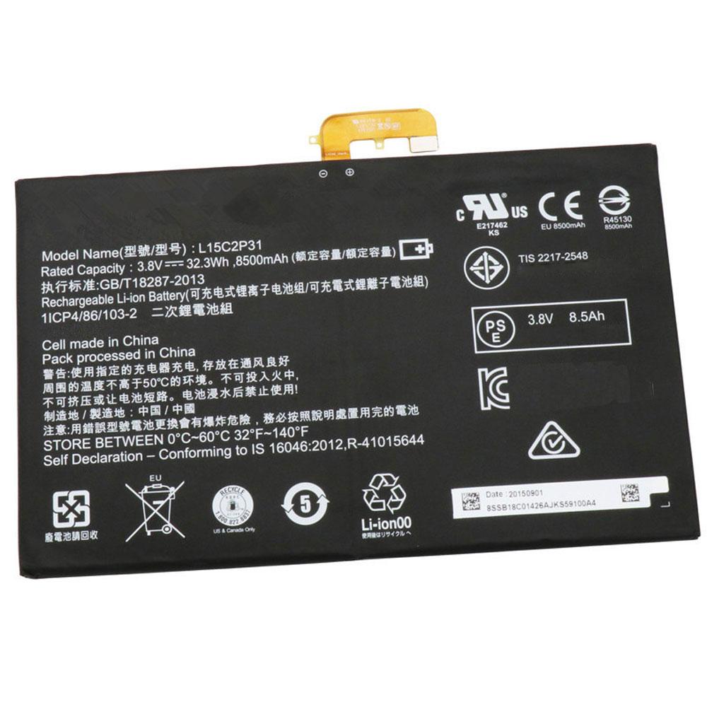 L15C2P31バッテリー交換