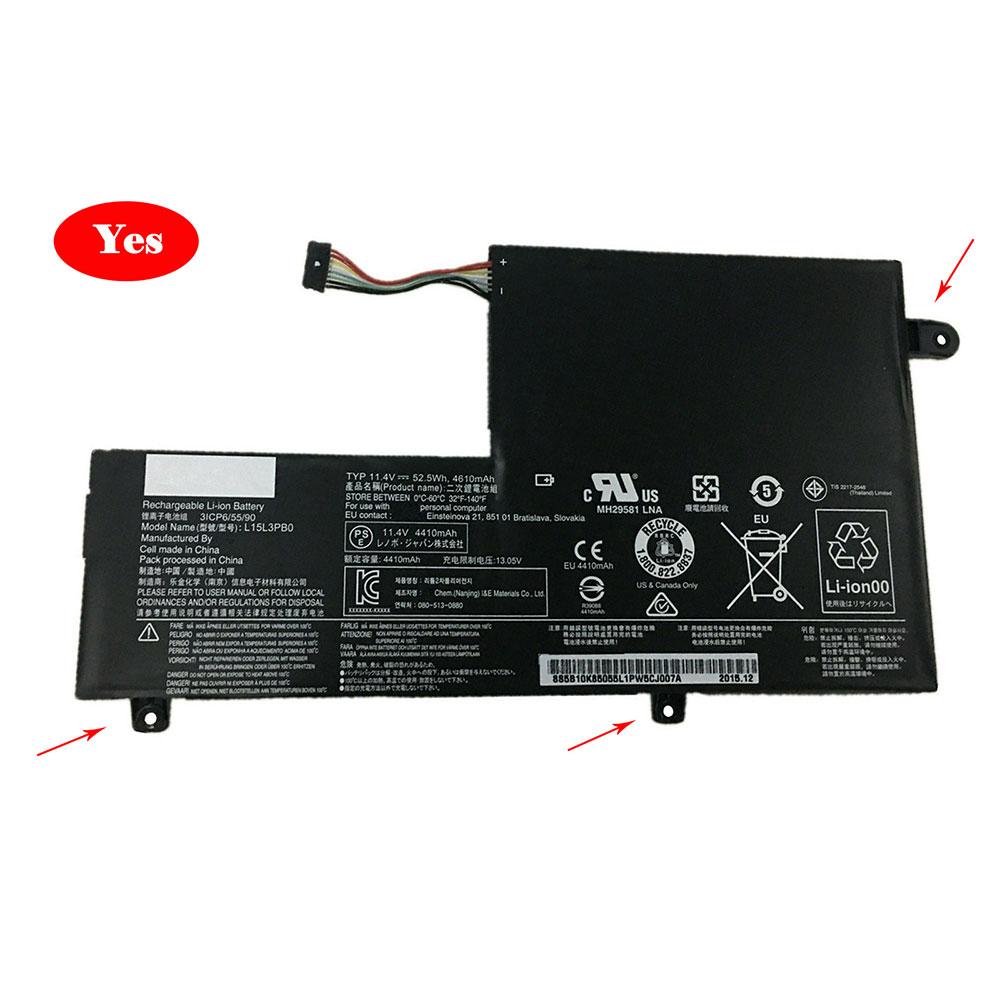 L15L3PB0バッテリー交換