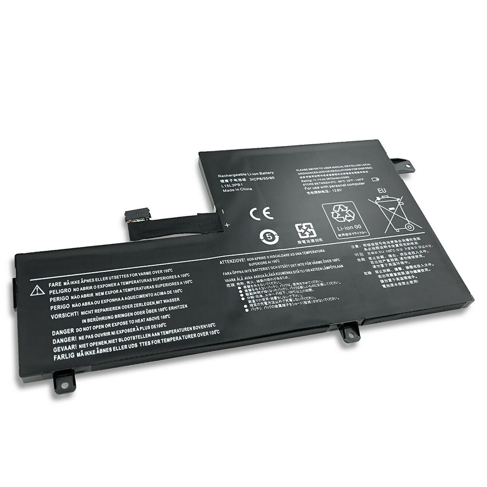 L15M3PB1バッテリー交換