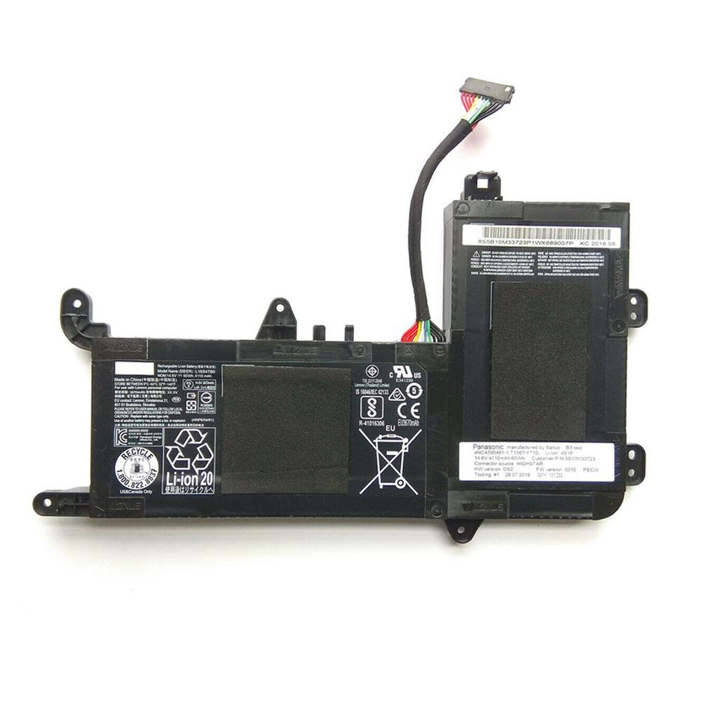 L16M4PB0バッテリー交換