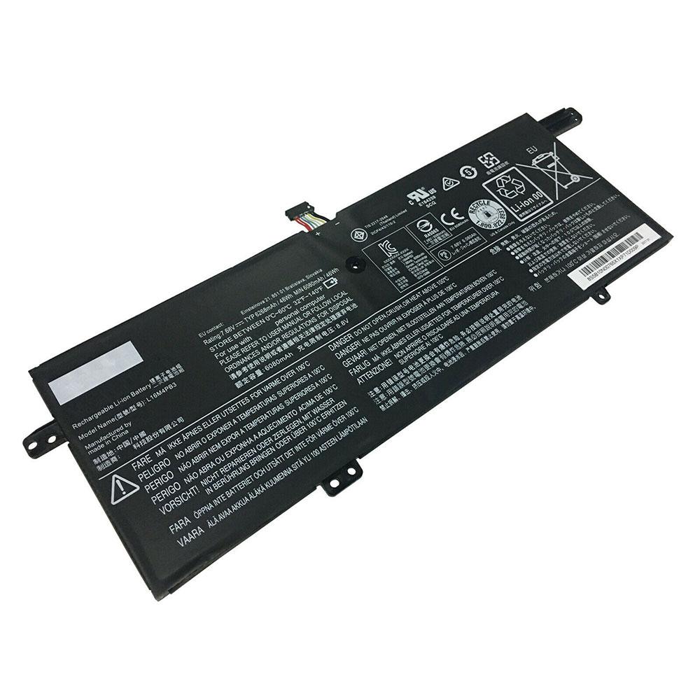 L16M4PB3バッテリー交換