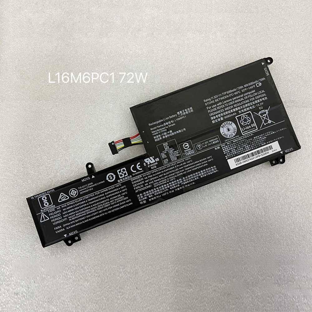 L16M6PC1バッテリー交換