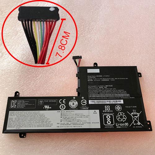 L17M3PG1バッテリー交換