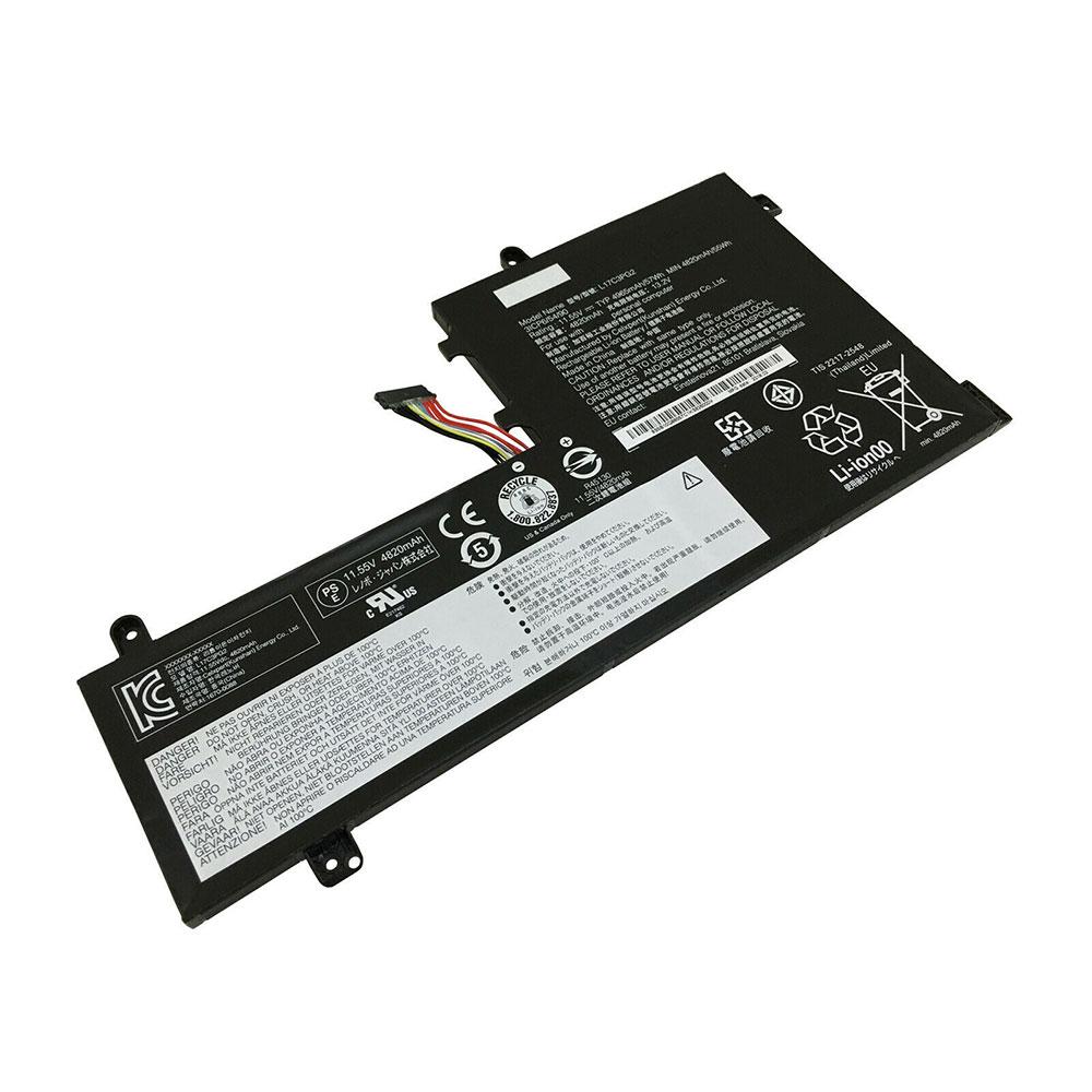 L17C3PG2バッテリー交換