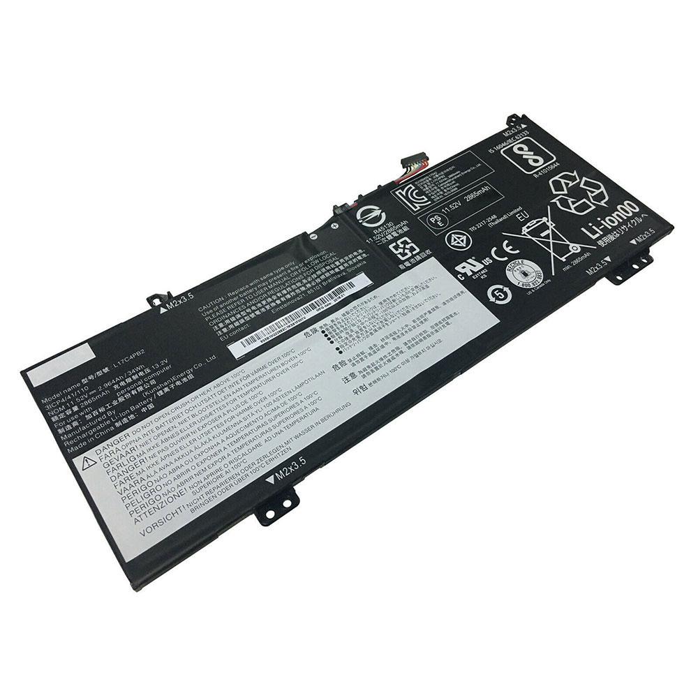 L17C4PB2バッテリー交換