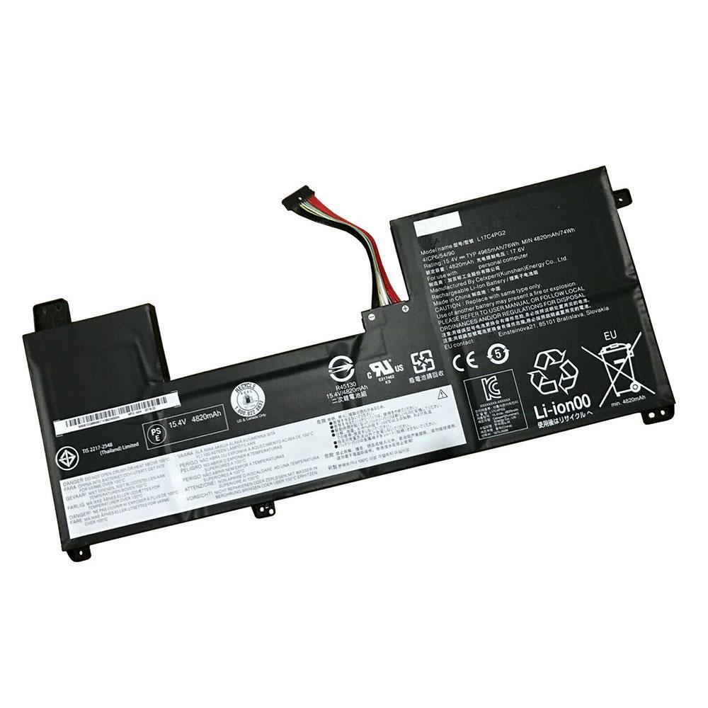l17c4pg2バッテリー交換