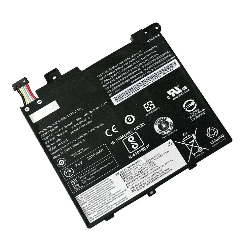 L17L2PB1バッテリー交換