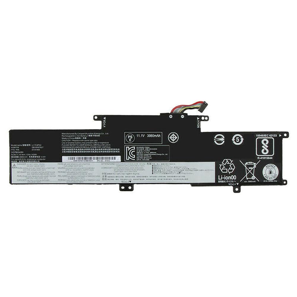 L17L3P53バッテリー交換