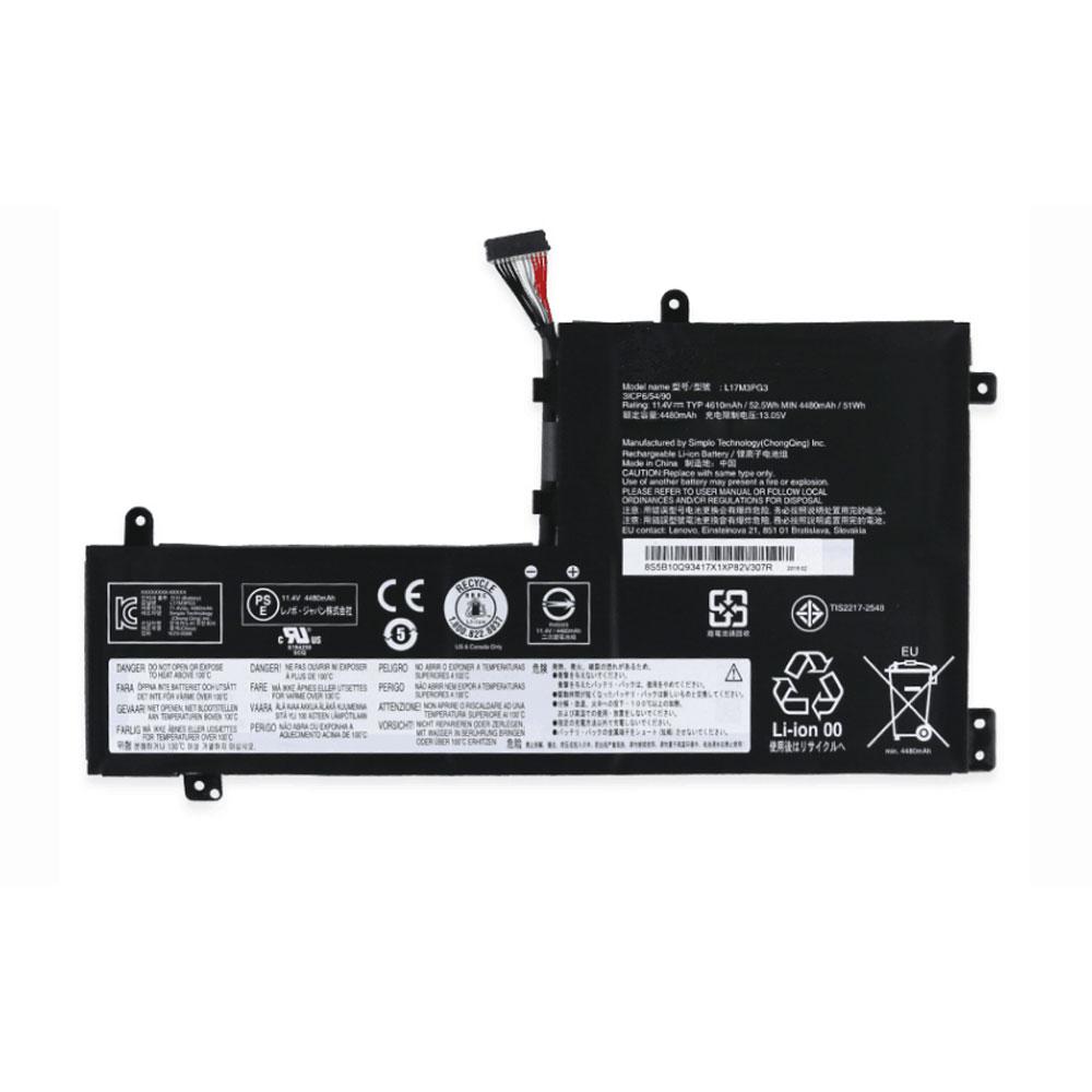 L17C3PG1バッテリー交換