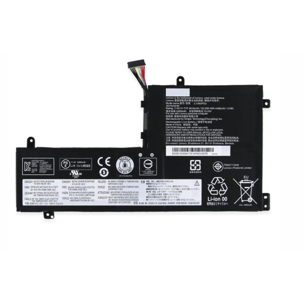 L17M3PG3バッテリー交換