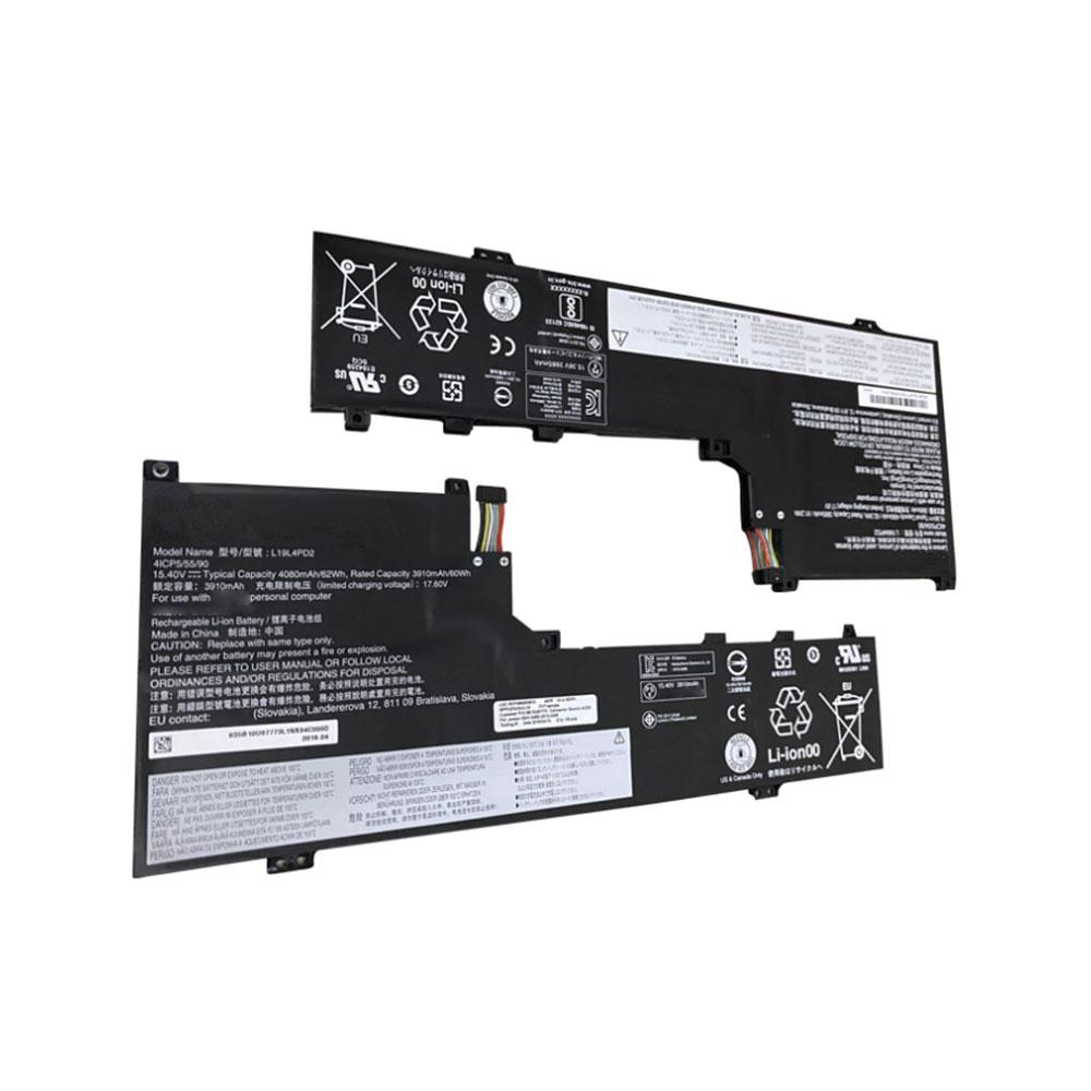 L19M4PD2バッテリー交換