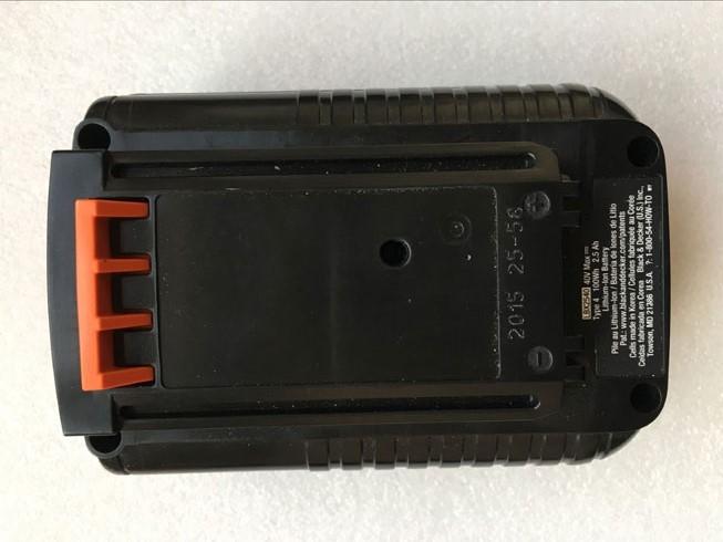 LBX2040バッテリー交換