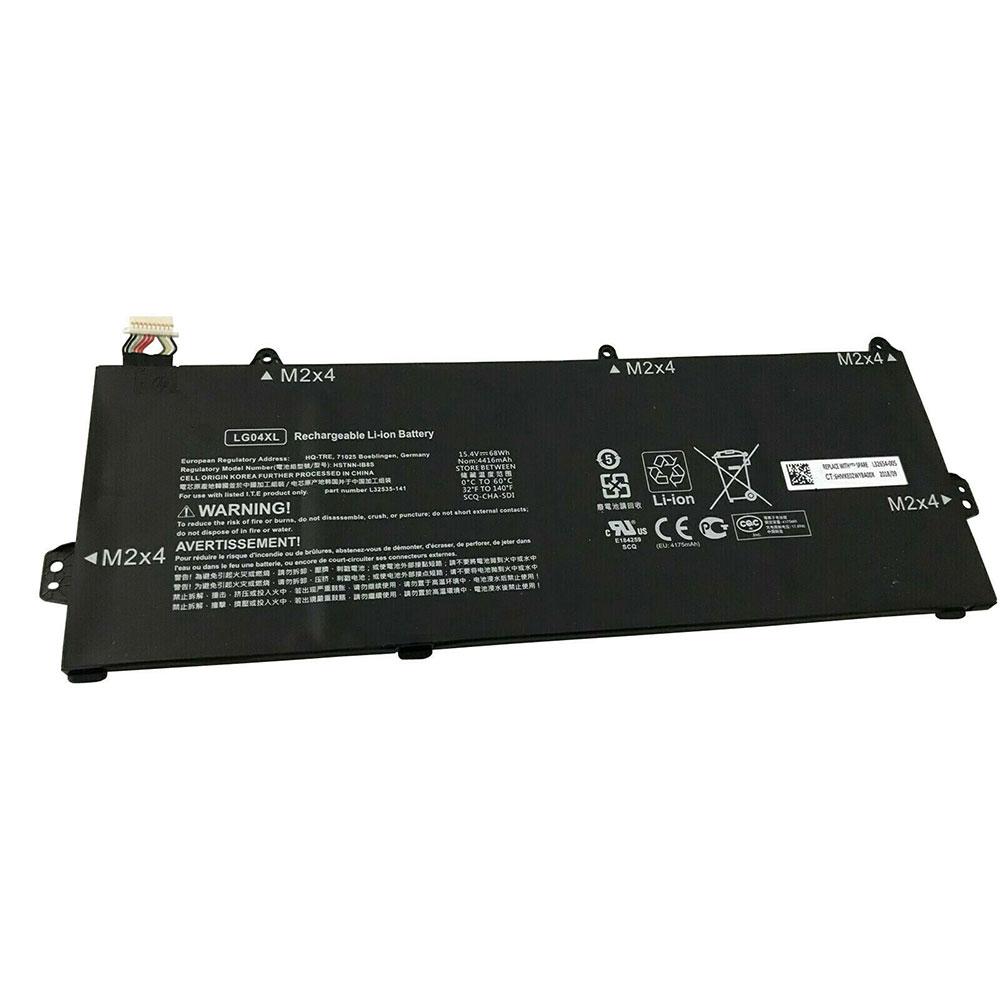 LG04XLバッテリー交換