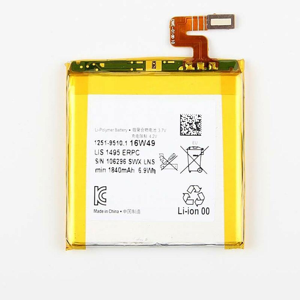 LIS1495ERPC電池パック
